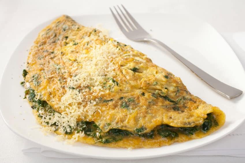 Florentine omelet recipe - Dr. Axe