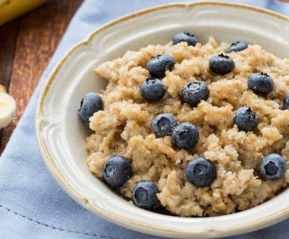 Overnight Quinoa and Oats