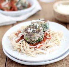 Gluten-free meatballs recipe - Dr. Axe