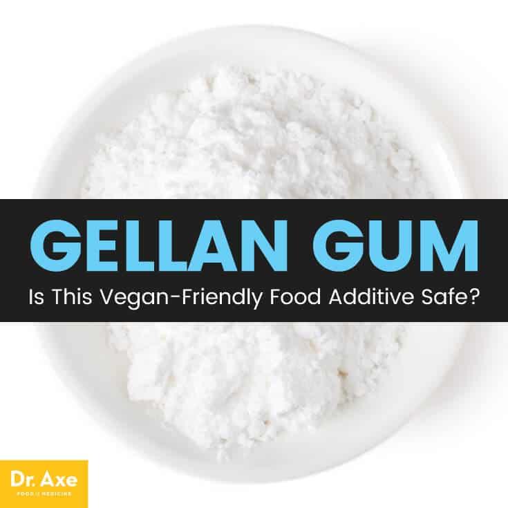 Gellan gum - Dr. Axe