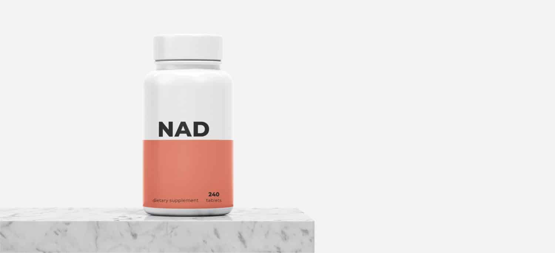 NAD supplement - Dr. Axe
