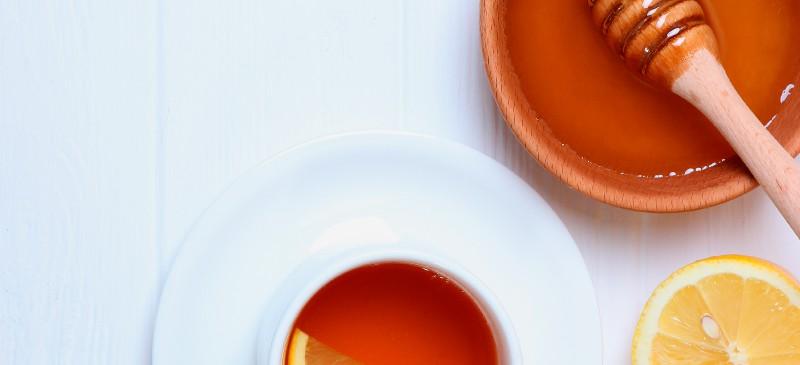 Honey water - Dr. Axe